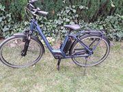 E Bike Cube Damenrad Tiefeinsteiger