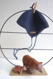 Alana Mütze - dunkelblau Gr 44-45