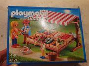 Playmobil 6121 Marktstand