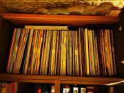 Über 190x Stück alte Schallplattensammlung