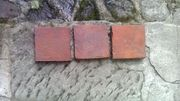 Terrakottafliesen 17x17x3cm
