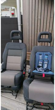 Sitze für VW Sharan Seat