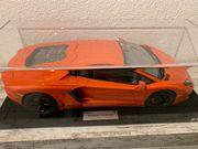 Pocher Lamborghini Aventador 1 8