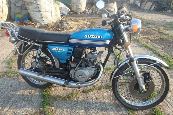 Suzuki GT 125