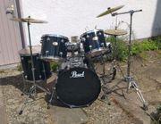 Schlagzeug Pearl Target TG-625C black
