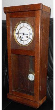Ca 100 Jahre alte Pendeluhr