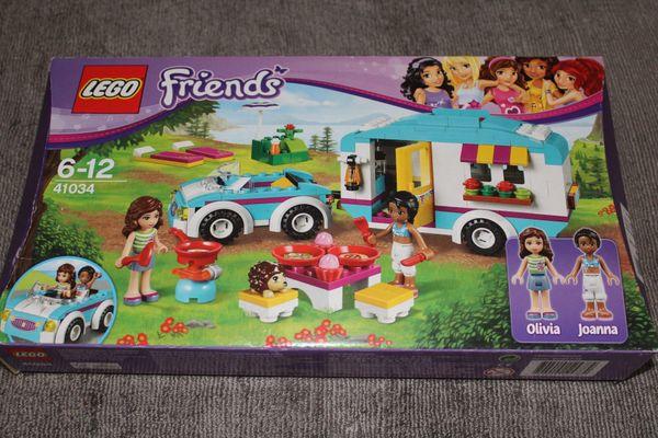 LEGO Friends 41034 Wohnwagen