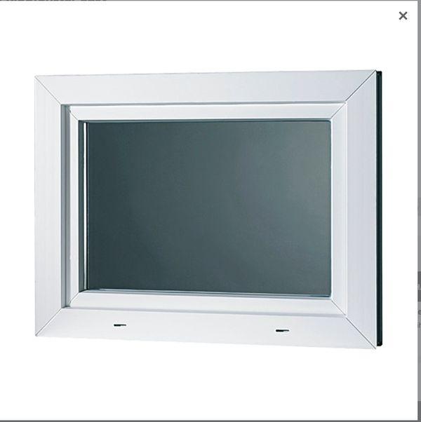 Solidelements Kippfenster Weiss für Keller