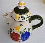Villeroy Boch Bauernblume Kaffeekanne