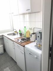 Kleine Küche Spülmaschine Kühlschrank Herd