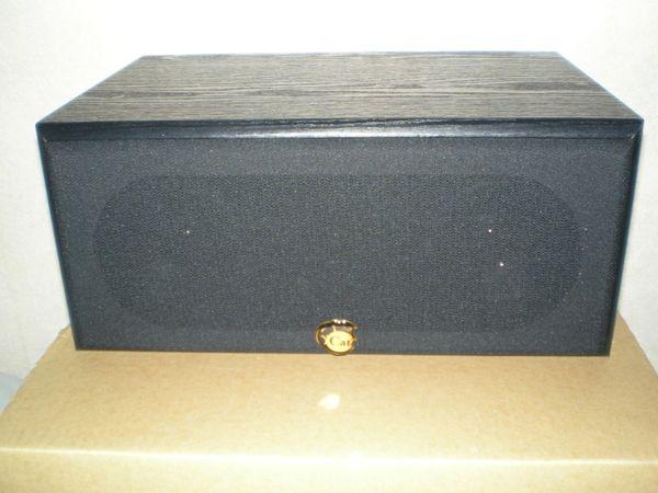 440 Watt Standboxen 120 W