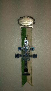 Wanderorden Medaillen Schwedenkreuz