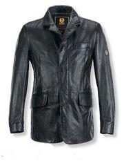 Belstaff New Marten Leder Blazer