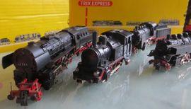 Modelleisenbahnen - Modelleisenbahnanlage Trix Express komplett mit