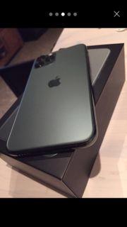 Nagelneues IPhone 11 in Schwarz