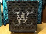Warwick WCA 411 Pro Bassbox -
