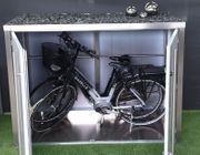 Fahrradgarage Fahradbox - Modell Zelda