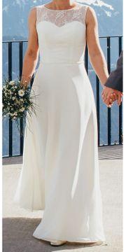 Hochzeitskleid - Brautkleid ungefähr Gr 36