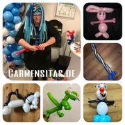 Ballonfiguren Ballonartist für Ihre Veranstaltunge
