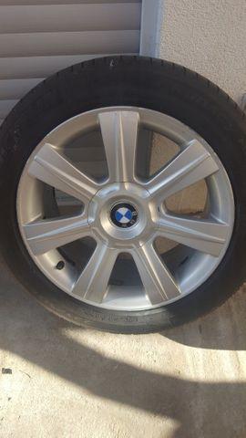Orginal 7er BMW Sternfelgen(Alu) 17zoll