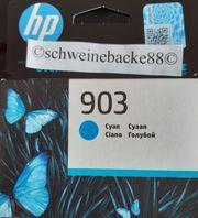 HP 903 cyan Tintenpatrone