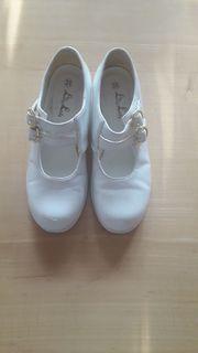 Kommunion Mädchen-Schuhe