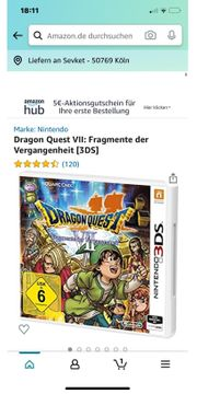 NEU Dragon Quest VII Fragmente
