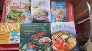 20 Kochbücher