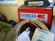 Stromerzeuger Endress ESE650 teildefekt