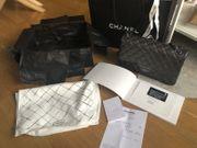 Chanel Timeless Tasche Bag Metallic