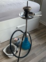 Kaya Shisha Wasserpfeife mit Ausstattung