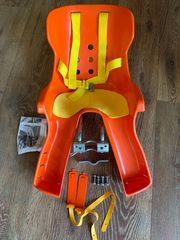 REX Fahrradsitz für Kinder Kindersitz