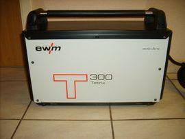 Elektro, Heizungen, Wasserinstallationen - EWM Profi Wig - Inverter Schweißgerät
