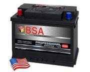 BSA US Autobatterie 62Ah 550A