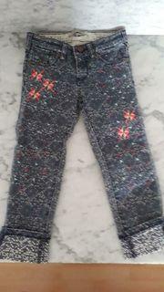 Trendige Hose Jeans Gr 104