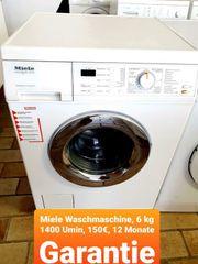Miele Waschmaschine 6kg 1400 Umin