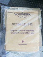 Original Vorwerk Filtertüten-Set