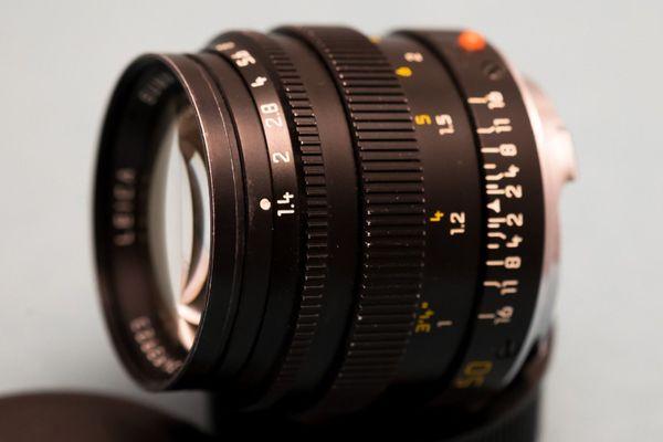Leica SUMMILUX-M 50mm F1 4