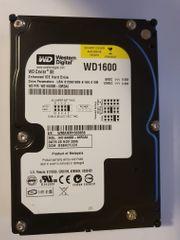 Festplatte 160 GB IDE ATA