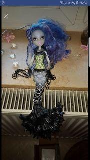 Monster High Meerjungfrau