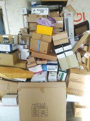 Versandkartons Verpackungsmaterial Verpackung für Händler