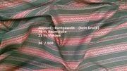 240 m Jaquard gewebte Ware
