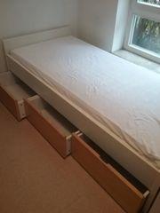 Ikea Rakke Bett 90 x