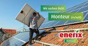Monteur für Photovoltaikanlagen m w