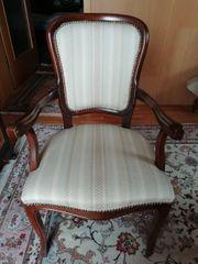 2 Stilmöbel Stühle u Tisch