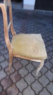 Rarität antiker Stuhl evtl Biedermeier-Stil