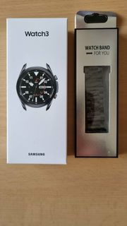 Samsung Galaxy Watch 3 Mystic