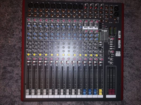 Mischpult Allen Heath