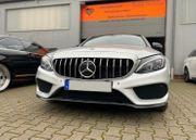 Mercedes Benz c63 AMG Kühlergrill