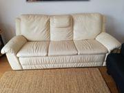 Himolla Echtleder-Sofa,